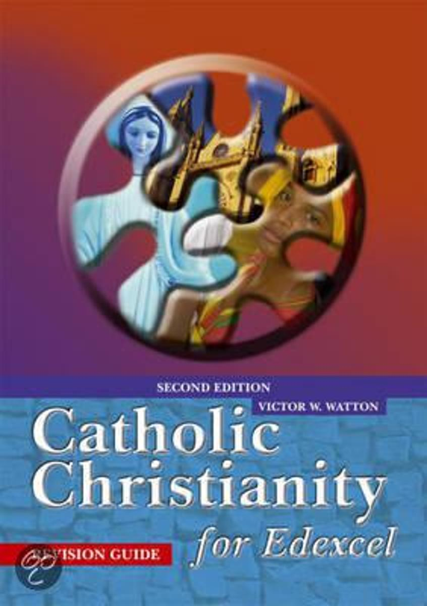 Afbeelding van product Catholic Christianity For Edexcel  - Victor Watton
