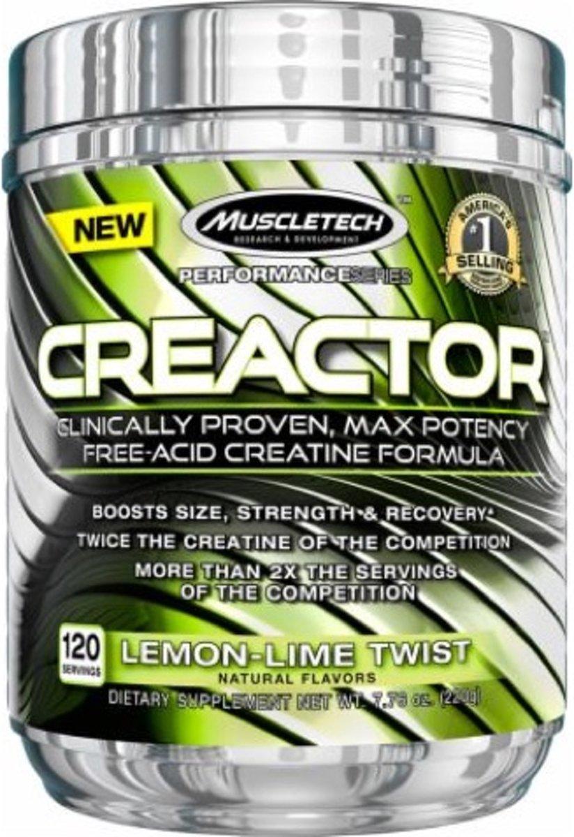 Creactor 220gr Lemon Lime kopen