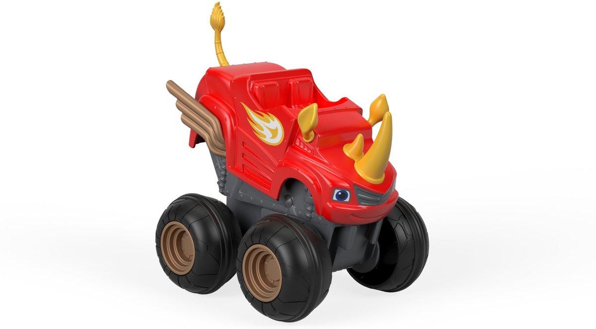 Blaze en de Monsterwielen - Sla & Ga Rhino