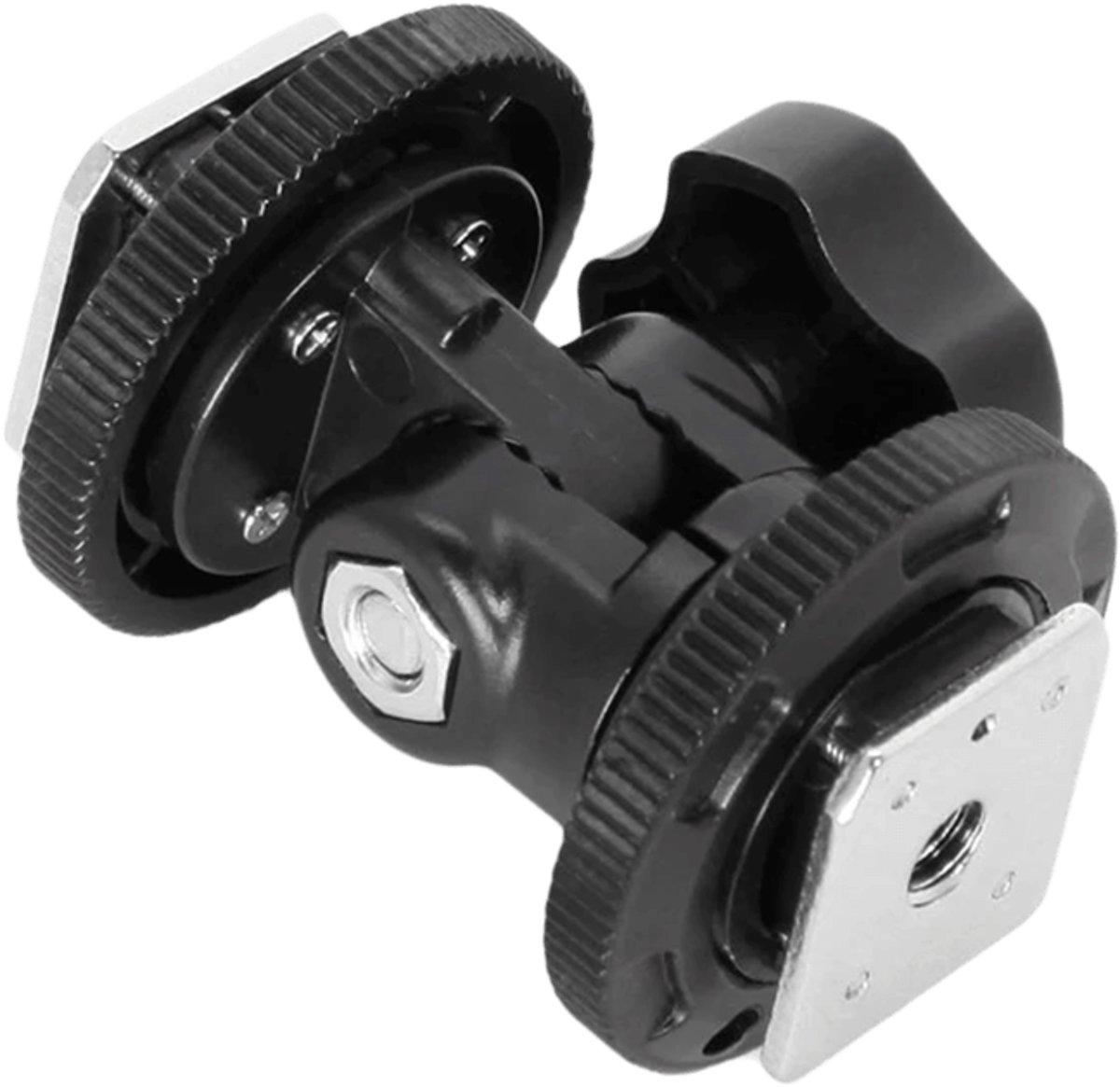 DW4Trading� Camera verstelbare schoenadapter houder