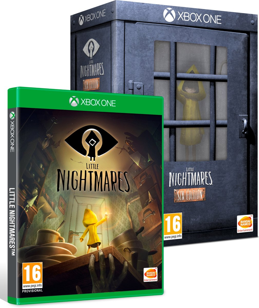 Little Nightmares - Six Edition Xbox One