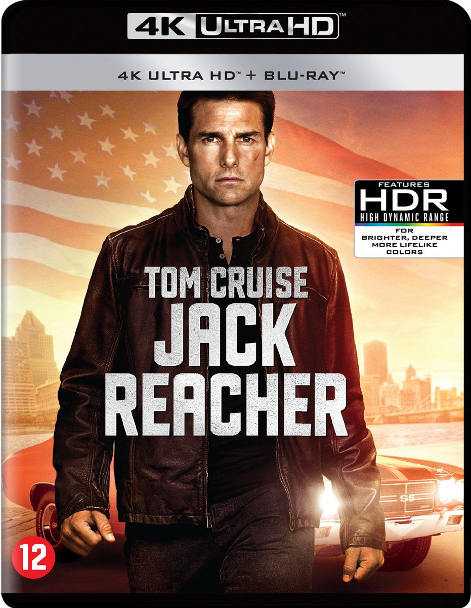 Jack Reacher (Ultra HD Blu-ray)-