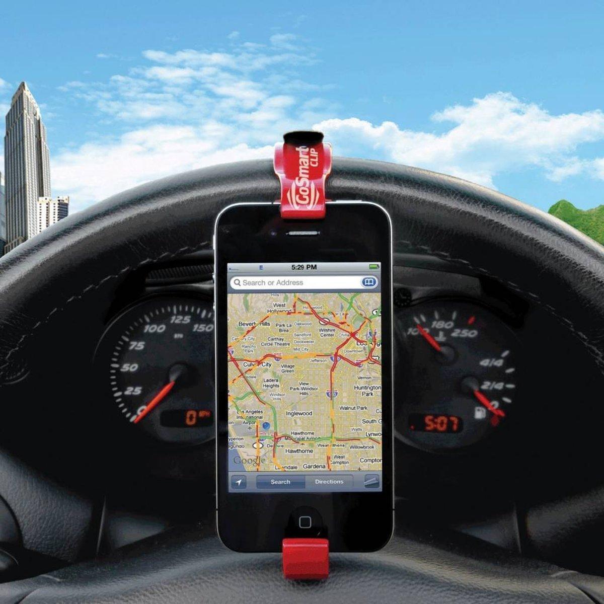 GoSmart Clip Smartphone Houder kopen