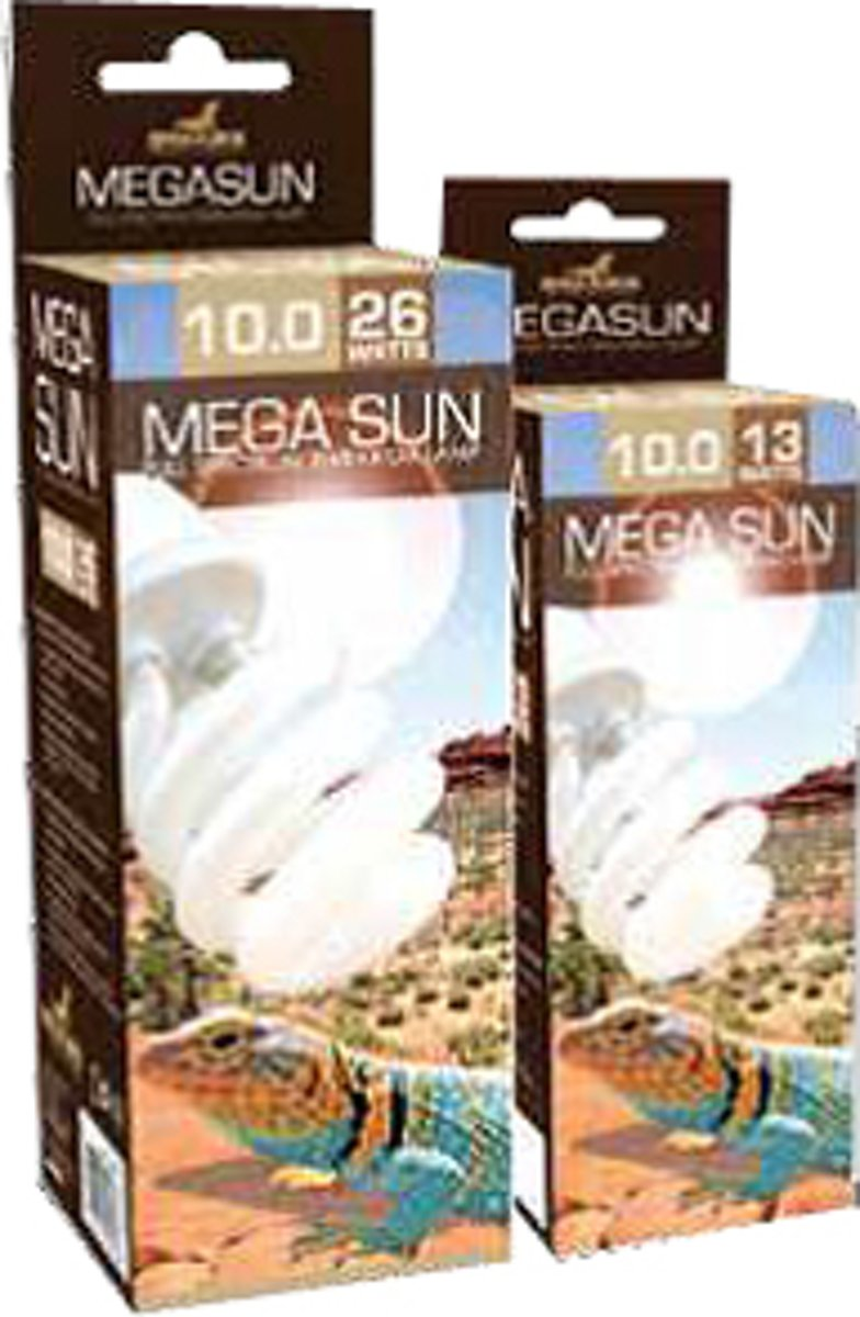 Mega Sun 10.0 26W
