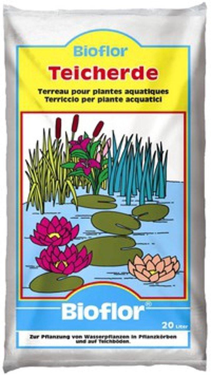 20 Ltr Bioflor Premium Vijveraarde - Houdt algengroei tegen! kopen