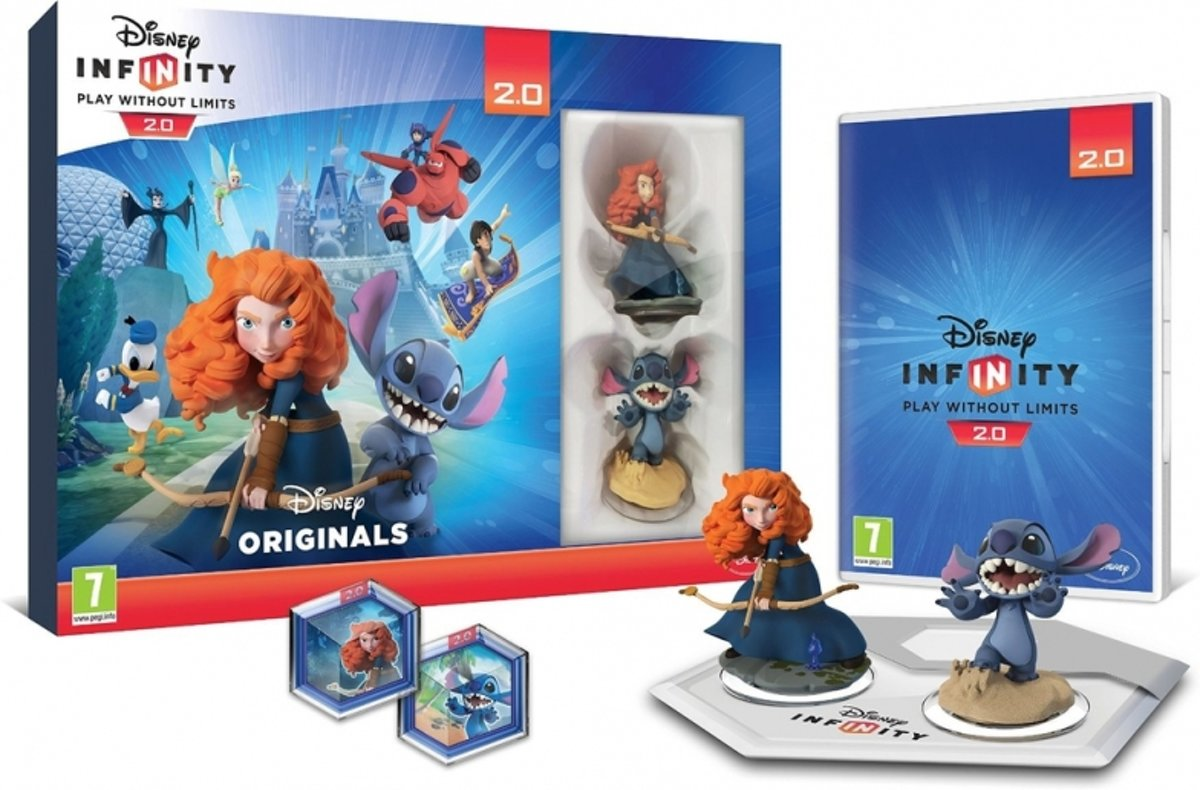 Disney Infinity 2.0 Toy Box Combo Starter Pack - PS3 kopen