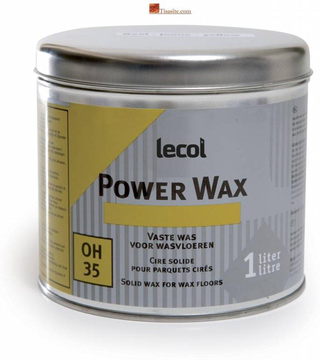 Lecol Power Wax Geel OH35 (101025) kopen