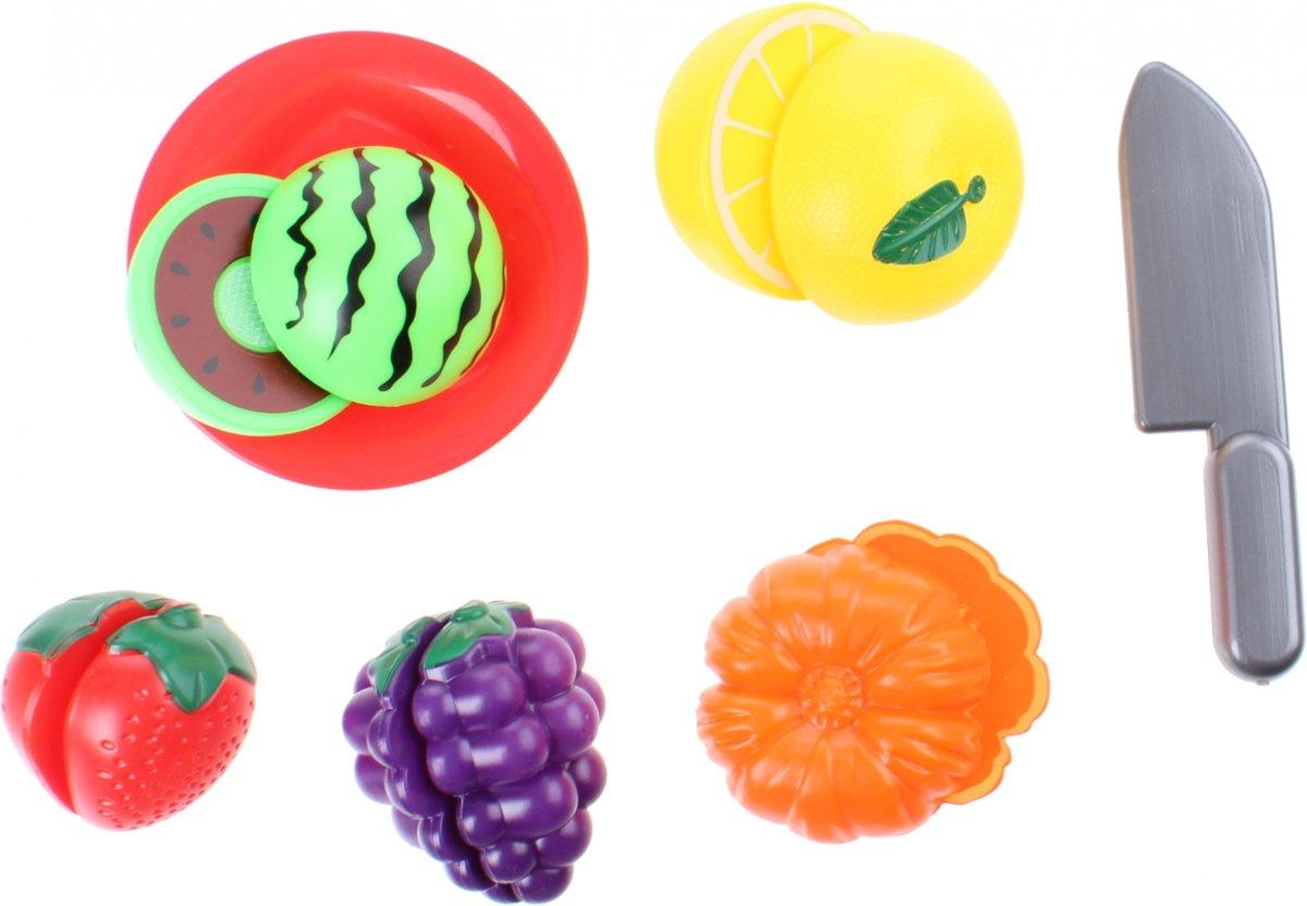 Home And Kitchen Snijset Fruit En Groente Watermeloen 12-delig