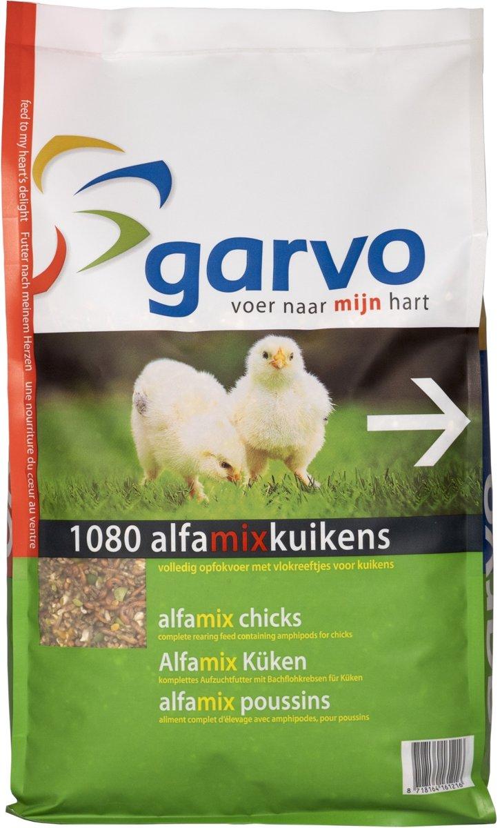 Garvo Alfamix Kuikens 4 kg