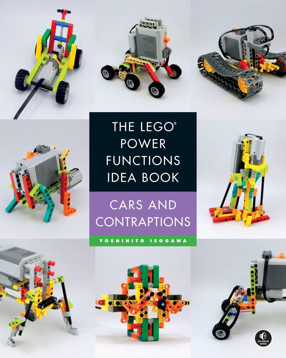 Bolcom The Lego Power Functions Idea Book Volume 2 Ebook