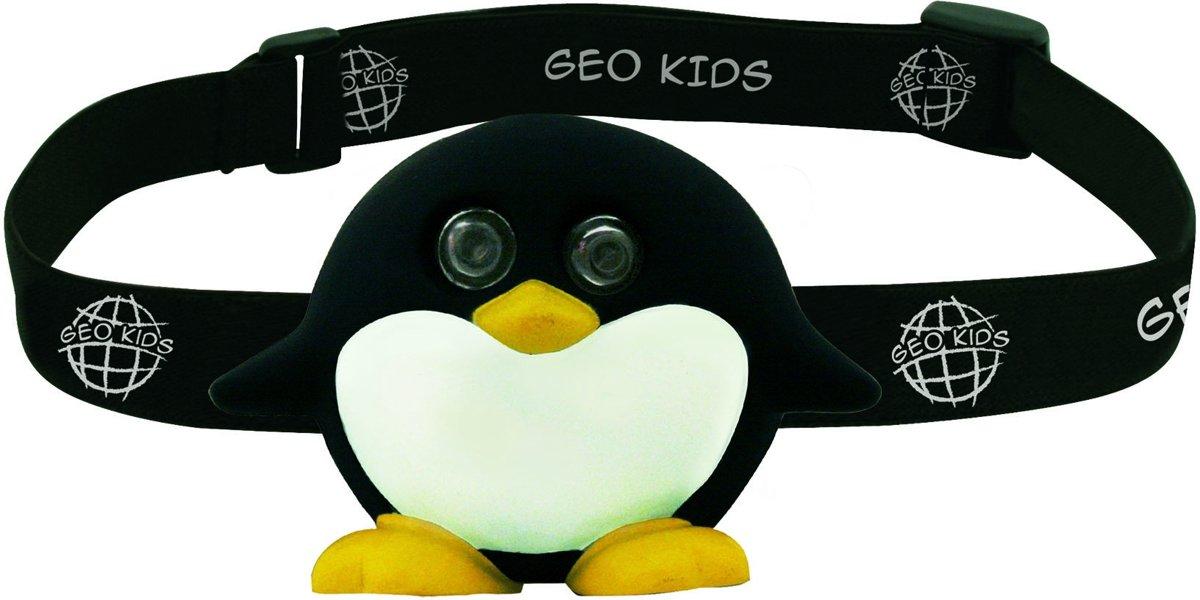 Geo Kids Hoofdlamp Pinguin 8.5 X 6.2 X 3.4cm kopen