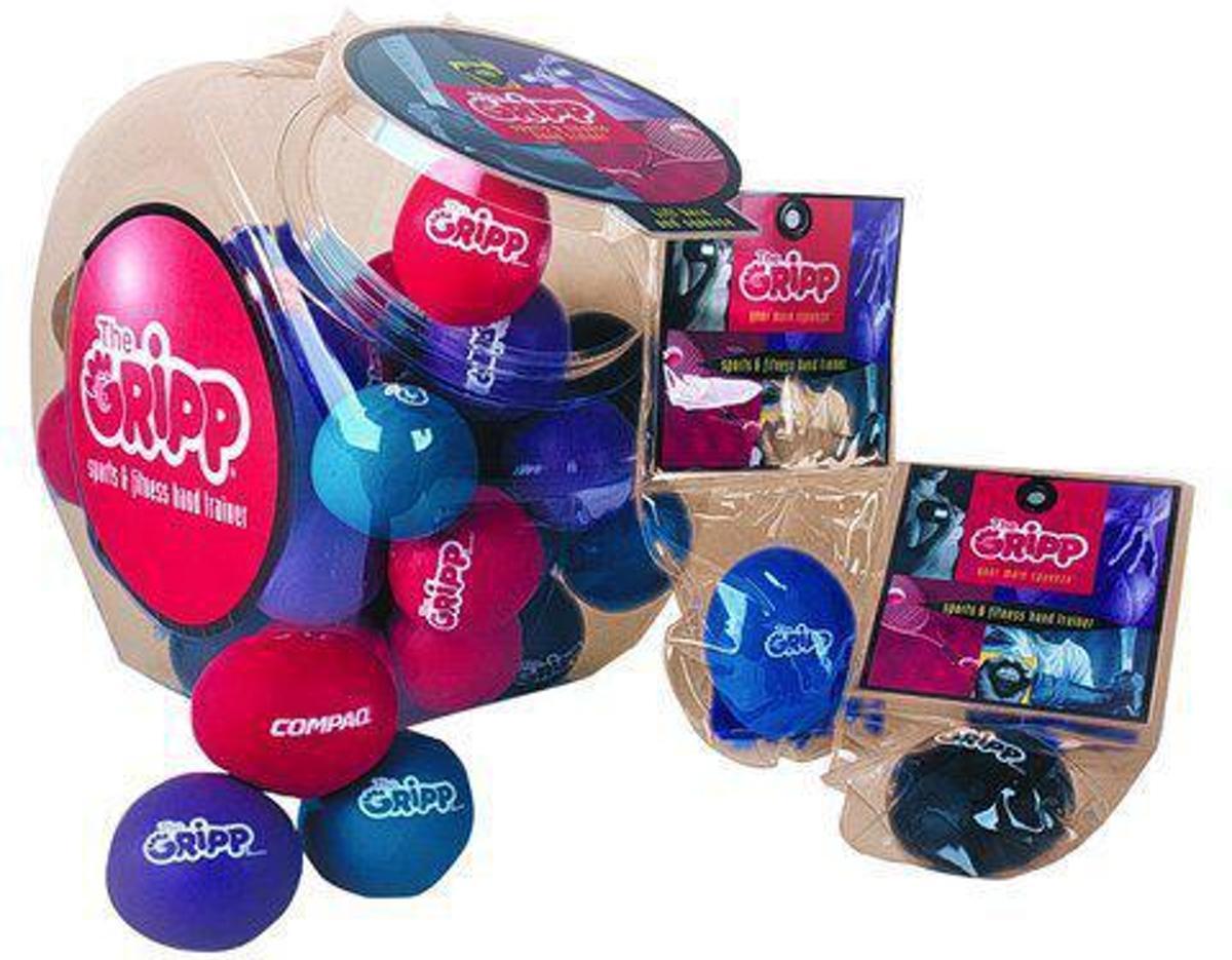Tunturi The Gripp II - Stressball - 40 stuks kopen