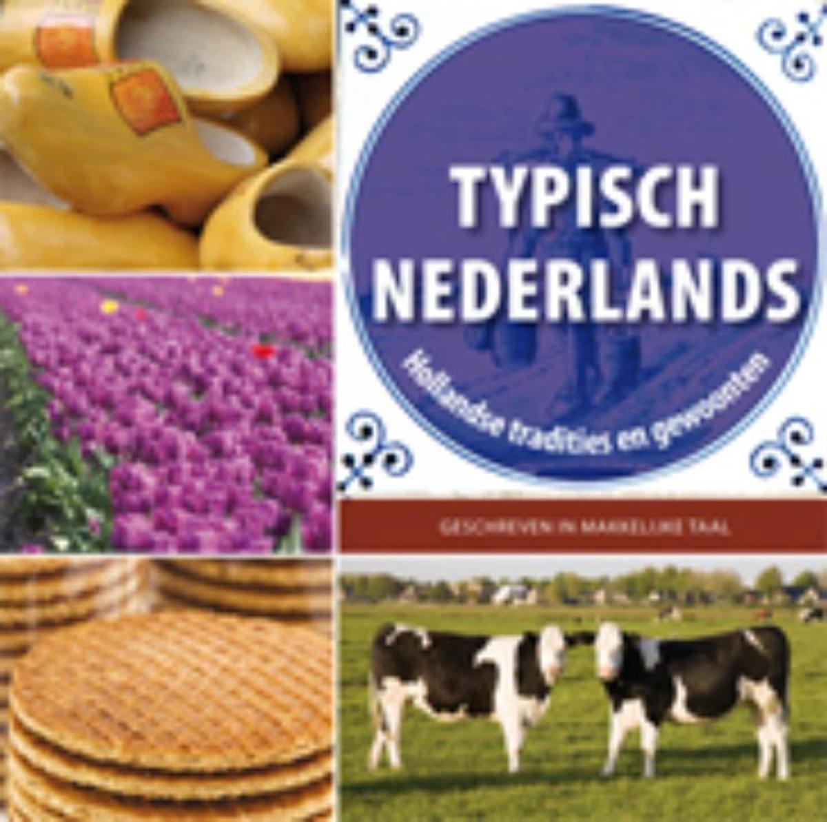 Bolcom Typisch Nederlands 9789086961030 Willemijn