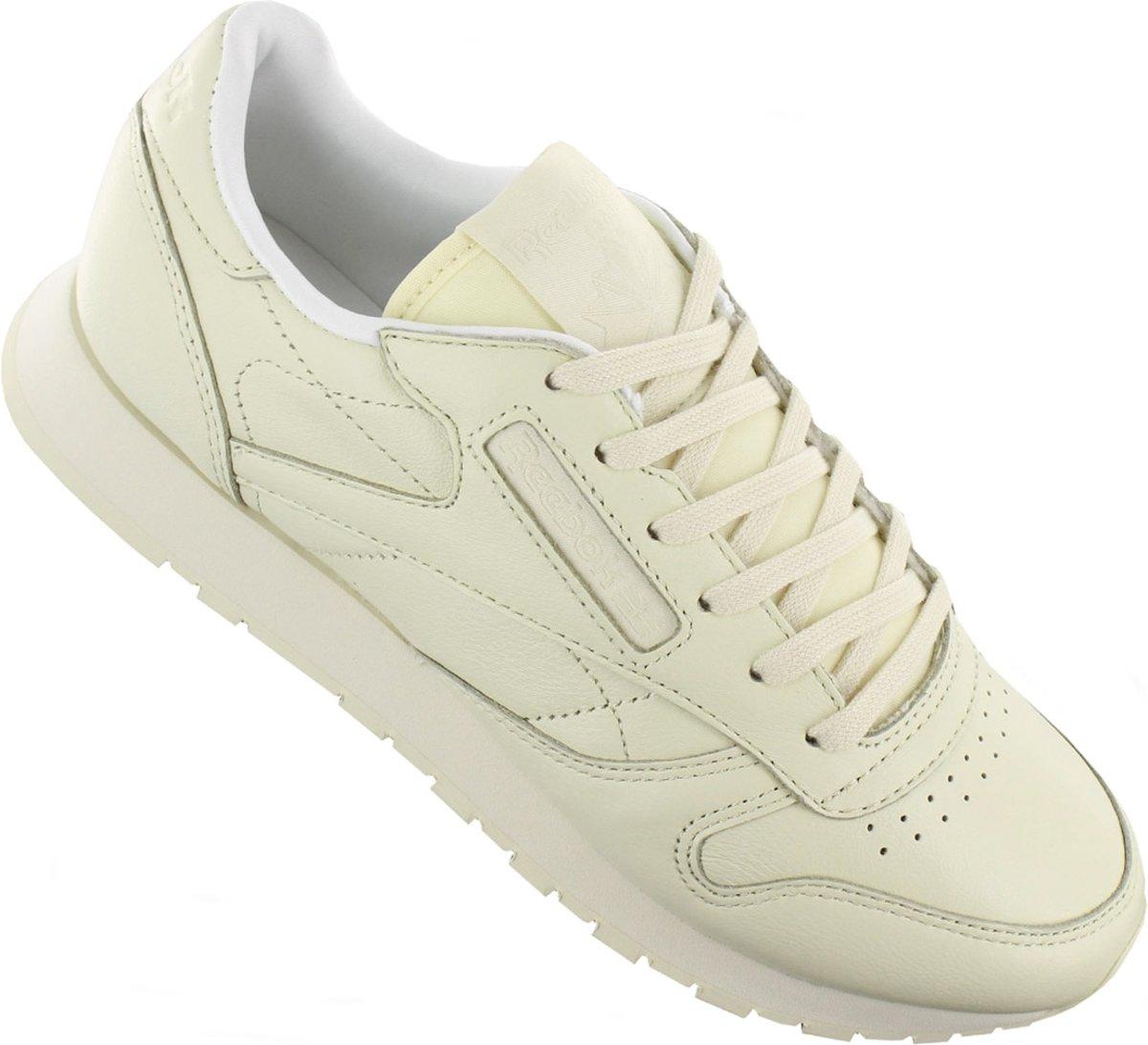 Reebok Cl Lthr Pastels Bd2772 - Sneakers Chaussures - Femmes - Jaune - Taille 41 iYqMkinnDf