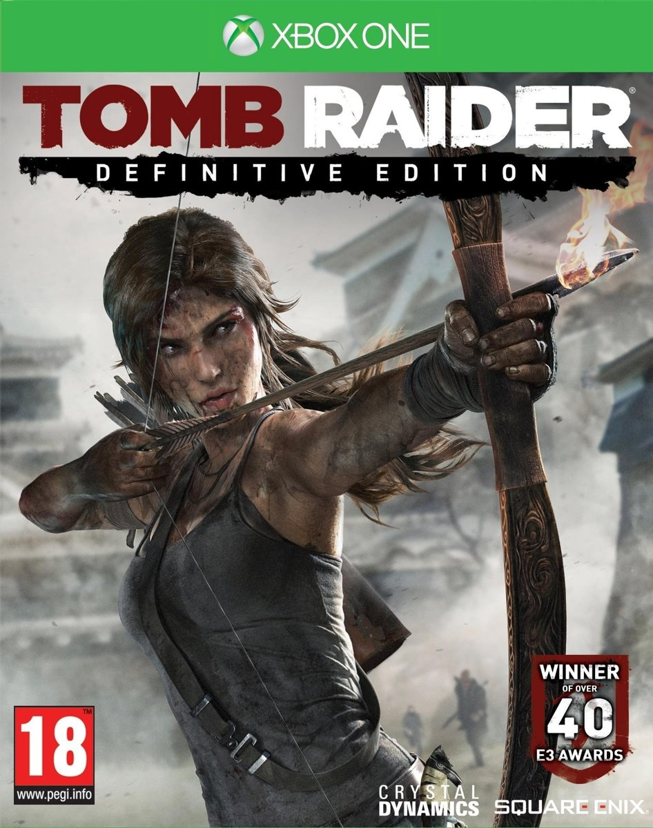 Tomb Raider - Definitive Edition Xbox One
