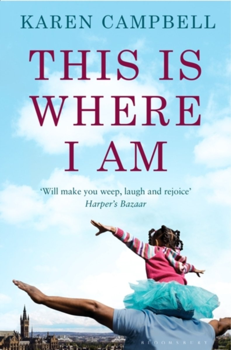 Image result for this is where i am book campbell