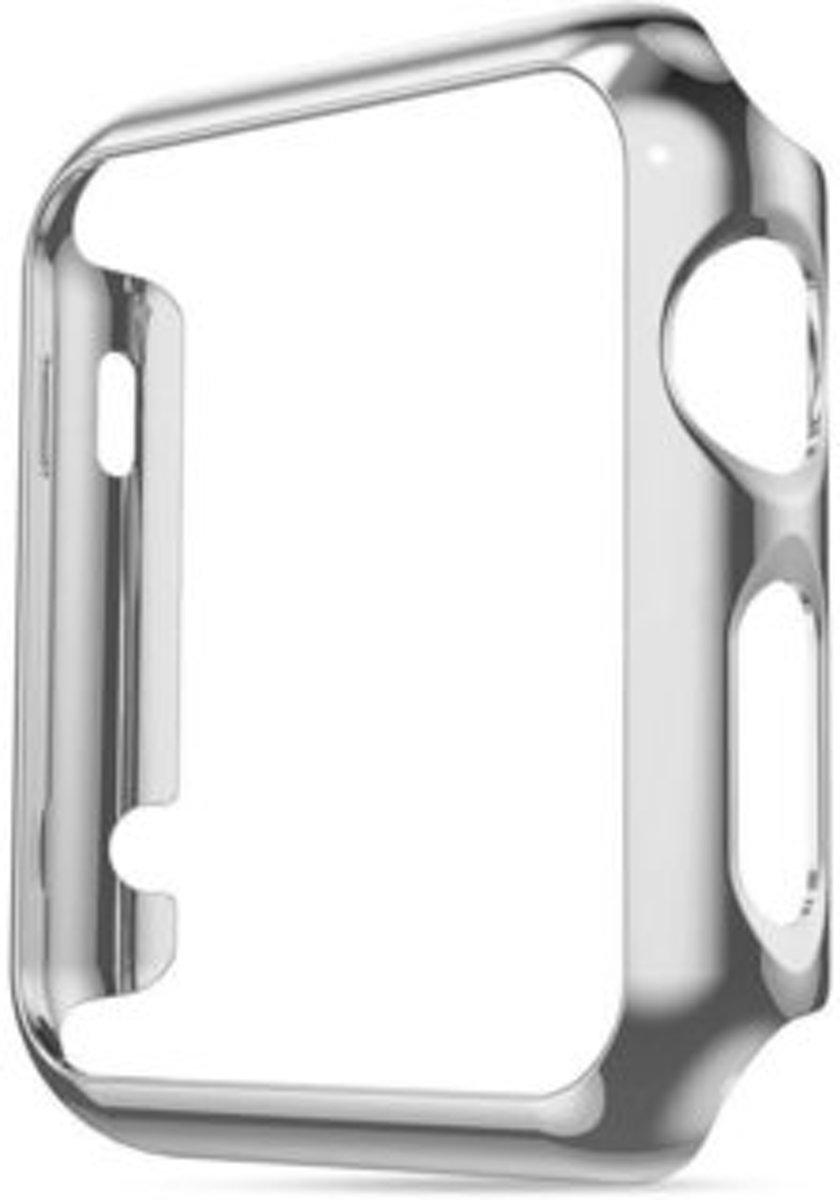 Case Cover PC voor Apple Watch Series 2 (38mm) - ~Zilver kopen