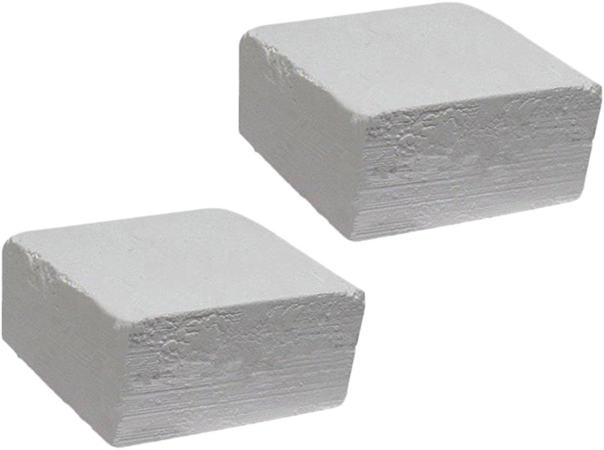 Magnesium blokken | Set van 2 stuks | Carbonaat | Sport | Poeder | Turnen