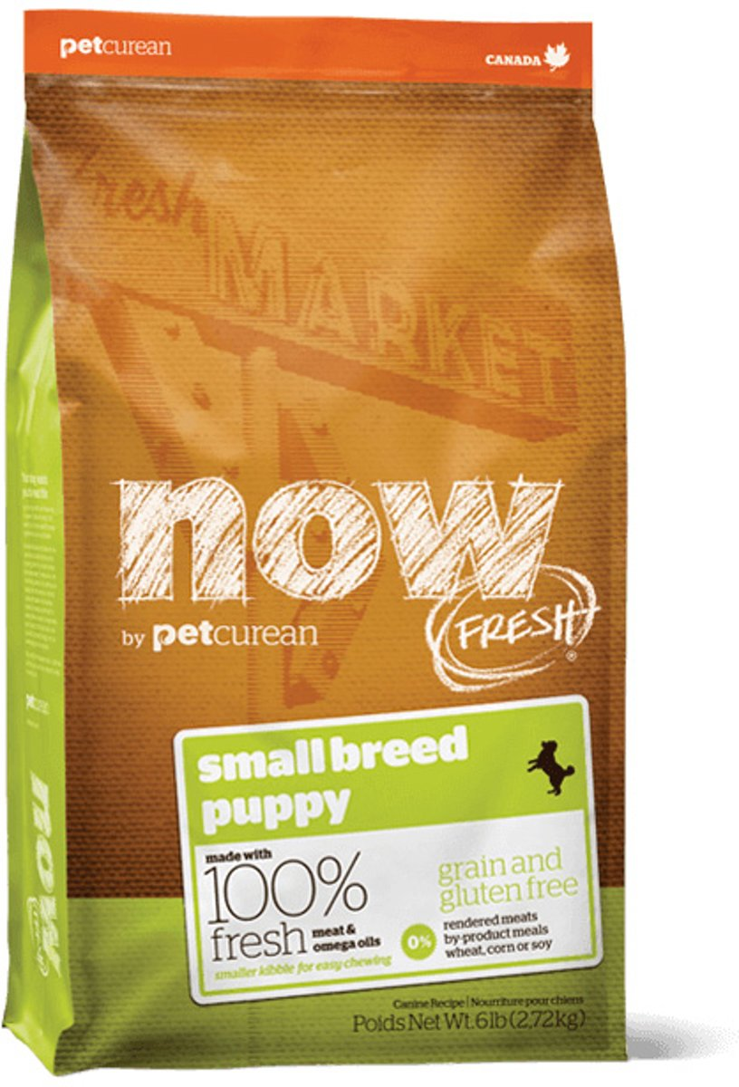 Petcurean NOW FRESH Grain Free Small Breed Puppy kopen