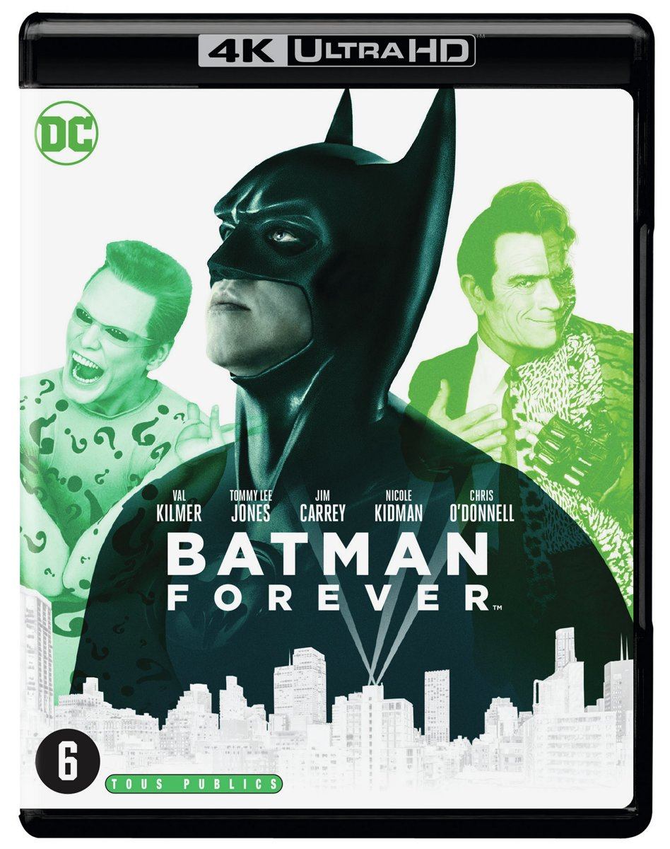 Batman Forever (4K Ultra HD Blu-ray)-