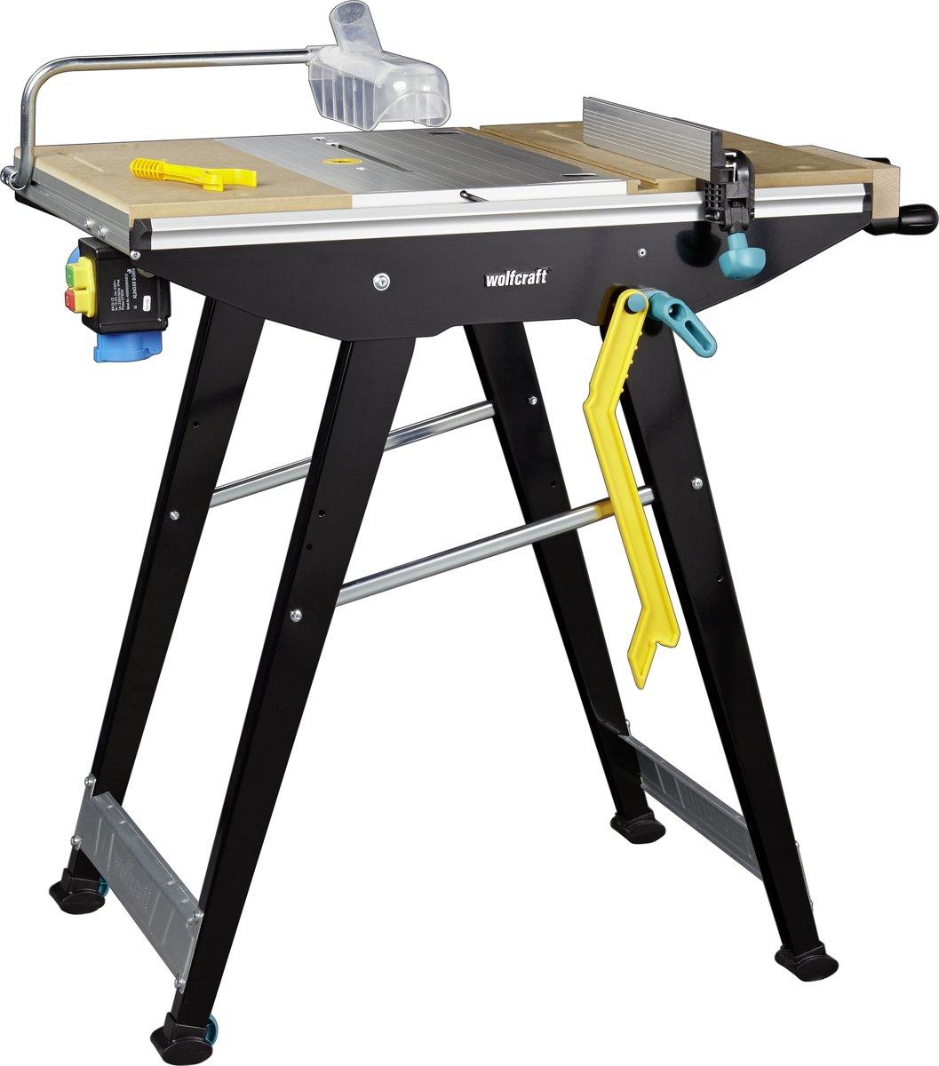 wolfcraft werk- en machinetafel Master cut 1500 artikel 6906000 kopen