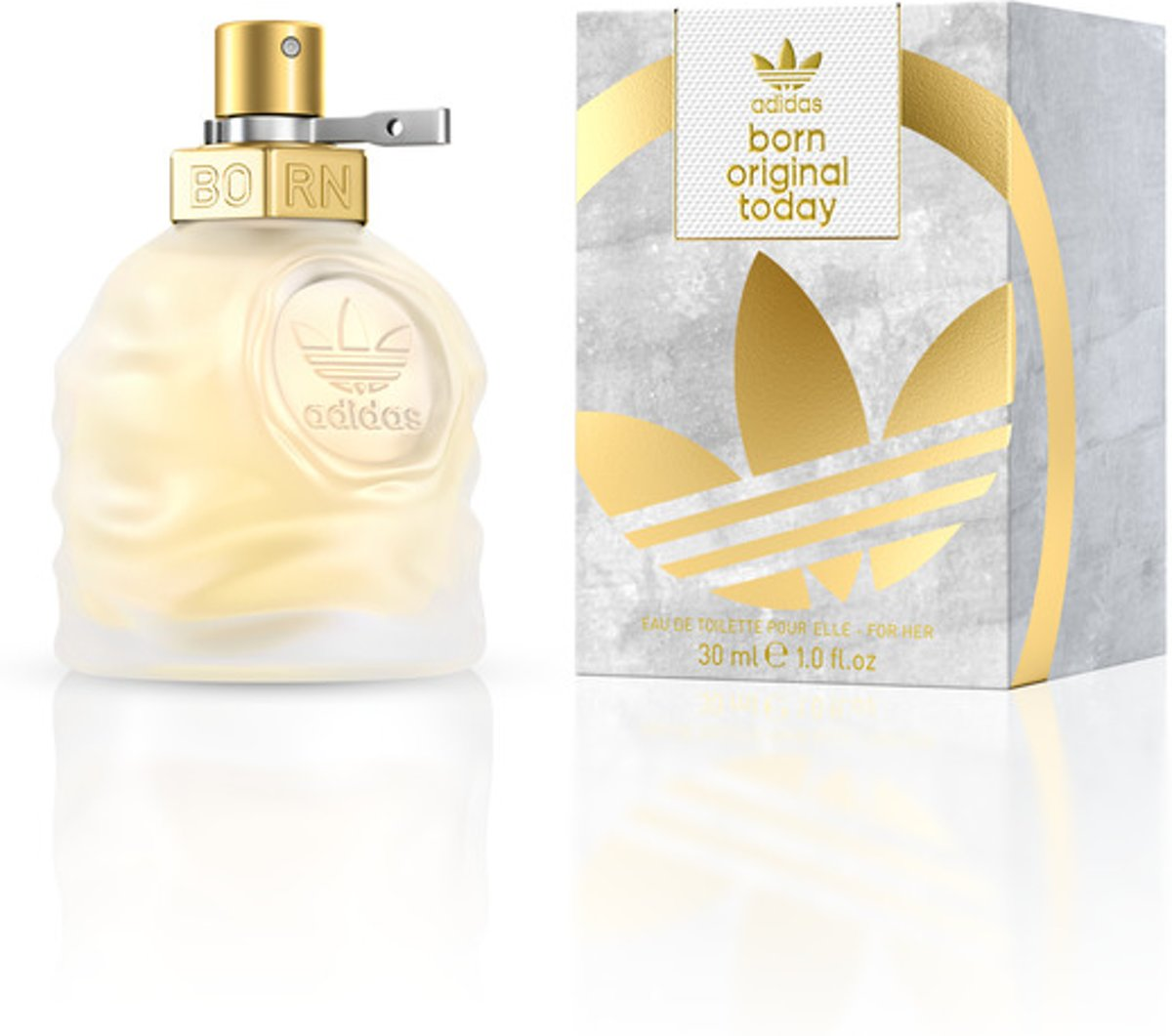 Adidas Vrouw Born Originals Today for her EDT 30 ml