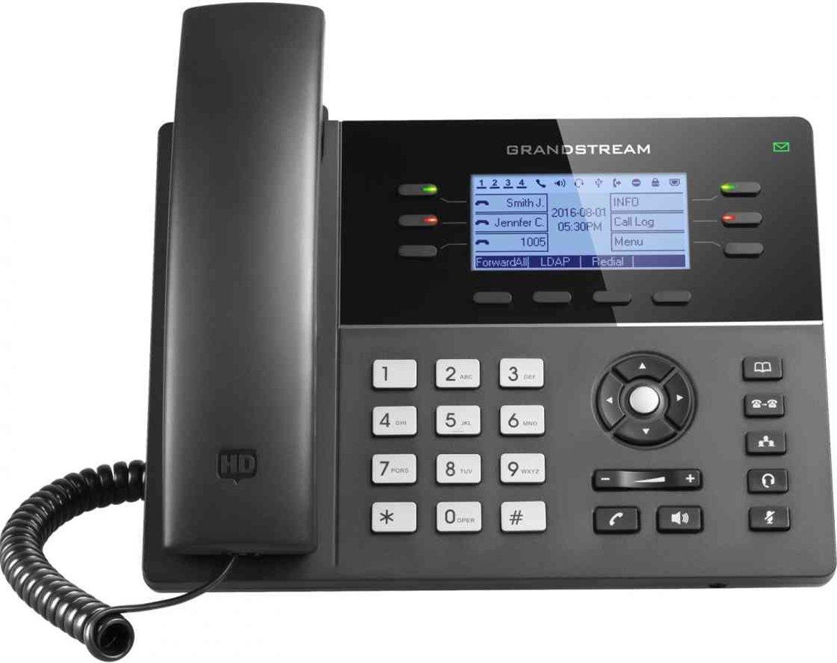 Grandstream GXP1760W WiFi IP Telefoon(nieuw) kopen