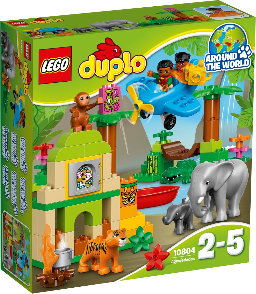 Lego Duplo Jungle 10804 Kado Iglo