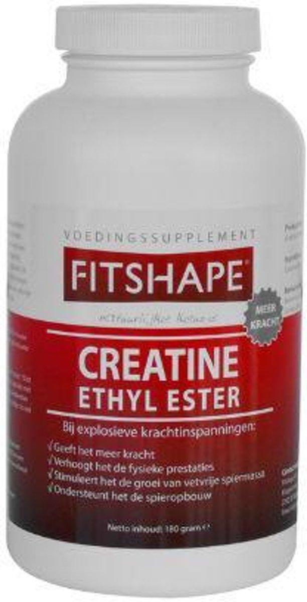 Fitshape Creatine Ethyl Ester 360 Caps kopen
