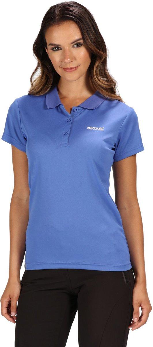 Regatta Poloshirt - Maat XL  - Vrouwen - blauw kopen