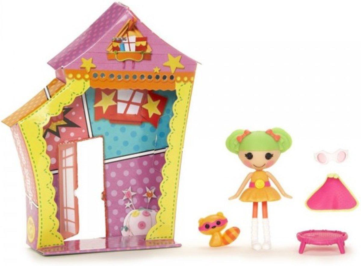 Mini Lalaloopsy Doll Dyna Might