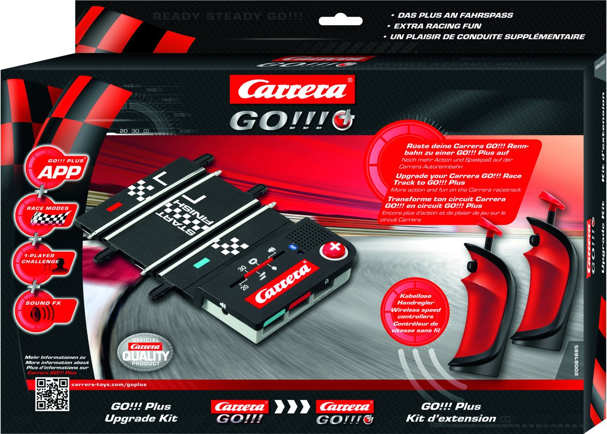 Carrera GO!!! Plus Upgrade Kit - Racebaanonderdeel