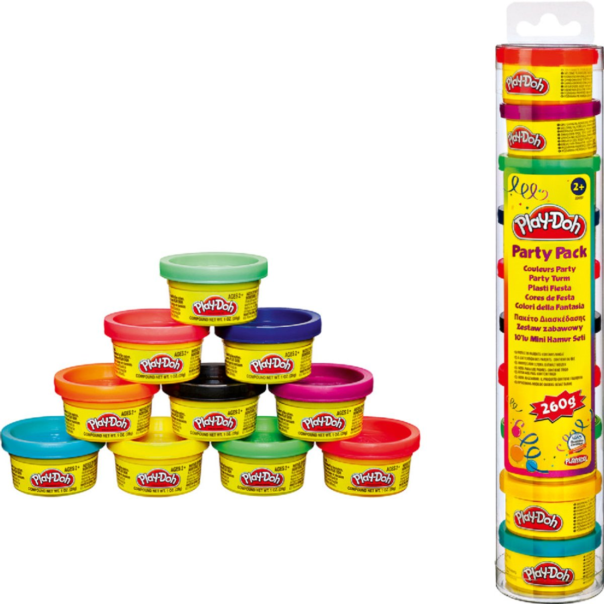Play-Doh Party Pack Toren  voor €5,59