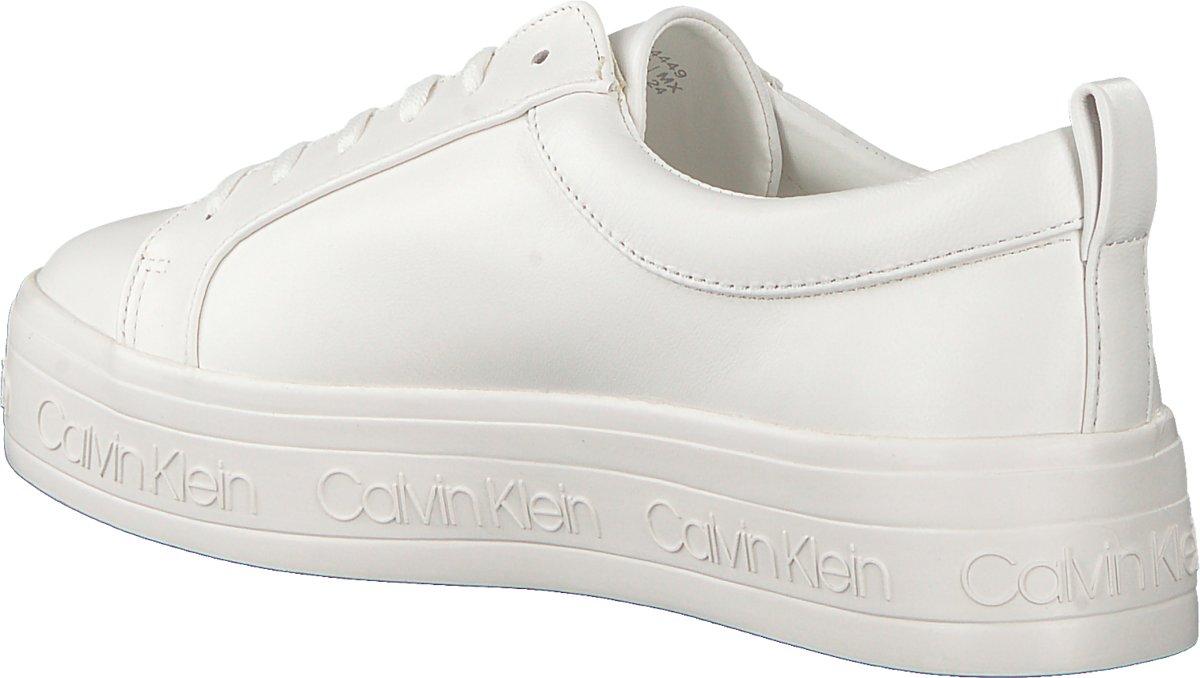 Calvin Klein Dames Sneakers Jaelee Wit