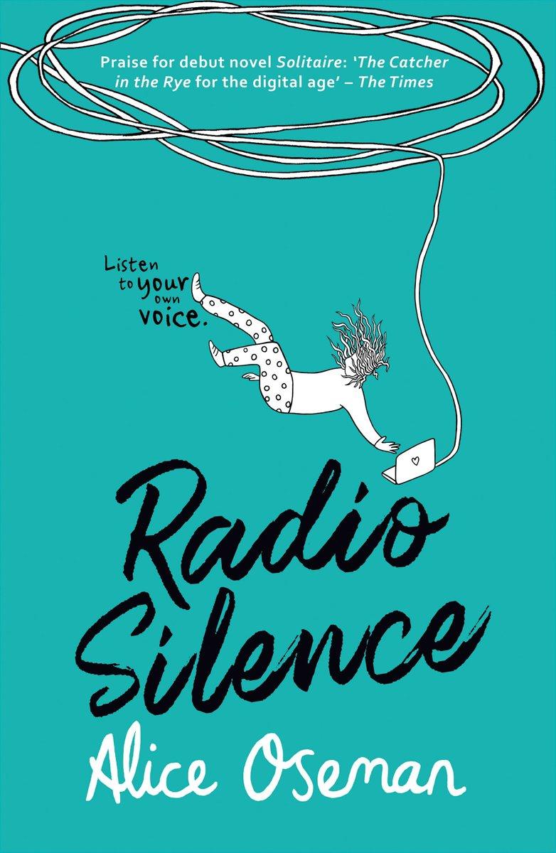 Afbeeldingsresultaat voor alice oseman radio silence