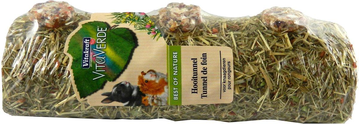 Vitakraft Vita Verde Hooitunnel Large - Knaagdiersnack - 800 g