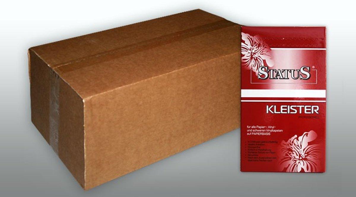 STATUS PROFI behanglijm Extra sterk | behanglijm voor extra zwaar en speciaal behang | 1 doos 5 kg voor max. 800 m2 kopen