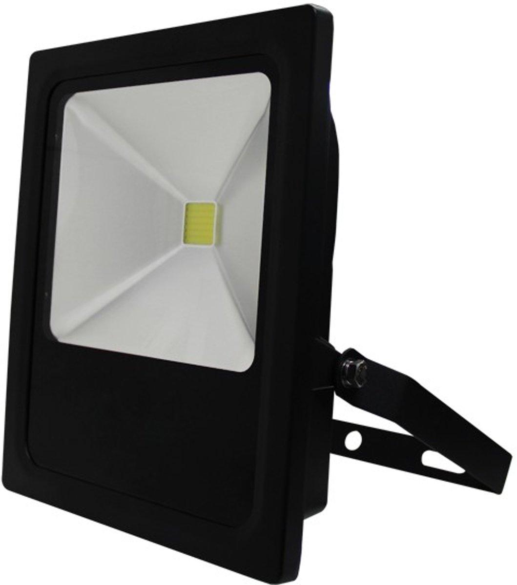 LED Schijnwerper 50W 3250lm IP65 warm wit