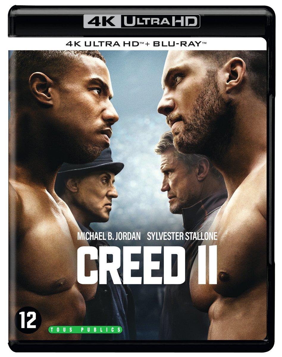 Creed 2 (4K Ultra HD Blu-ray)-