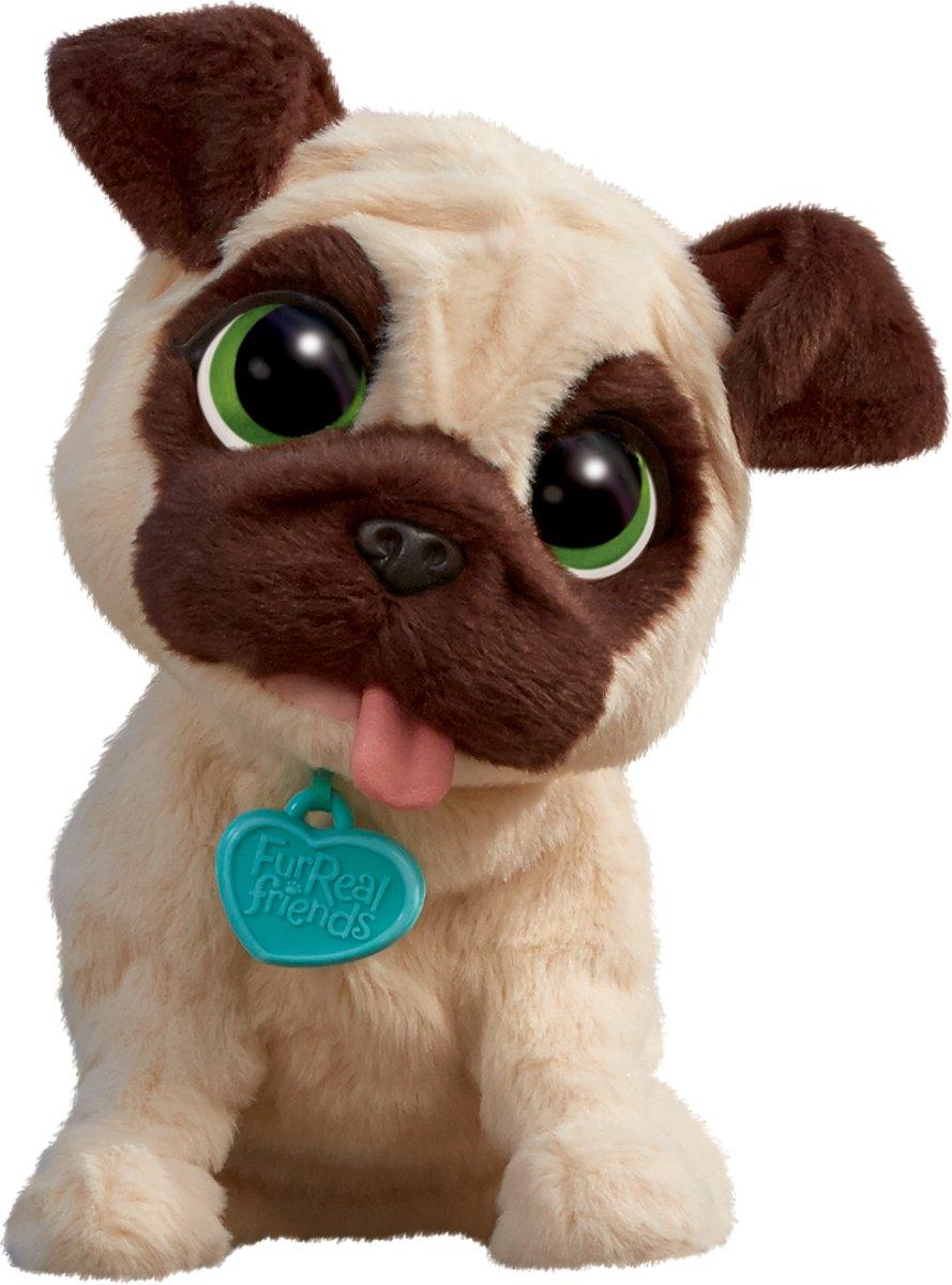 dd1dd79bf1d2dd bol.com | FurReal Friends JJ mijn springende pup, Hasbro | Speelgoed