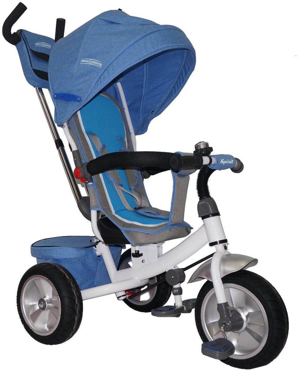 FreeON - Spirit Driewieler DeLuxe - Blue kopen