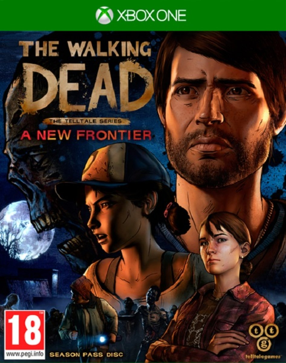 The Walking Dead - Telltale Series: The New Frontier /Xbox One kopen