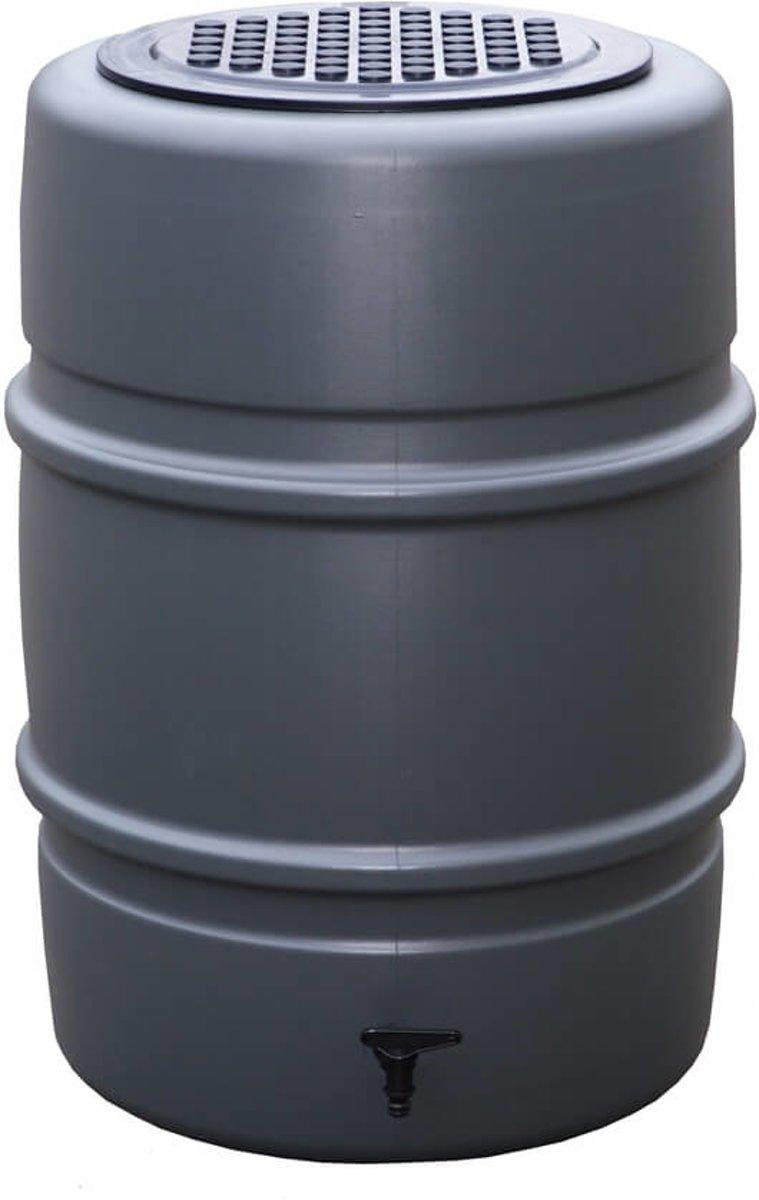 Harcostar 168 liter regenton antraciet kopen
