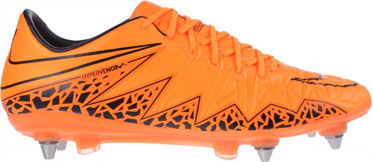 Nike Voetbalschoenen Hypervenom Phinish Oranje Heren Mt 38,5