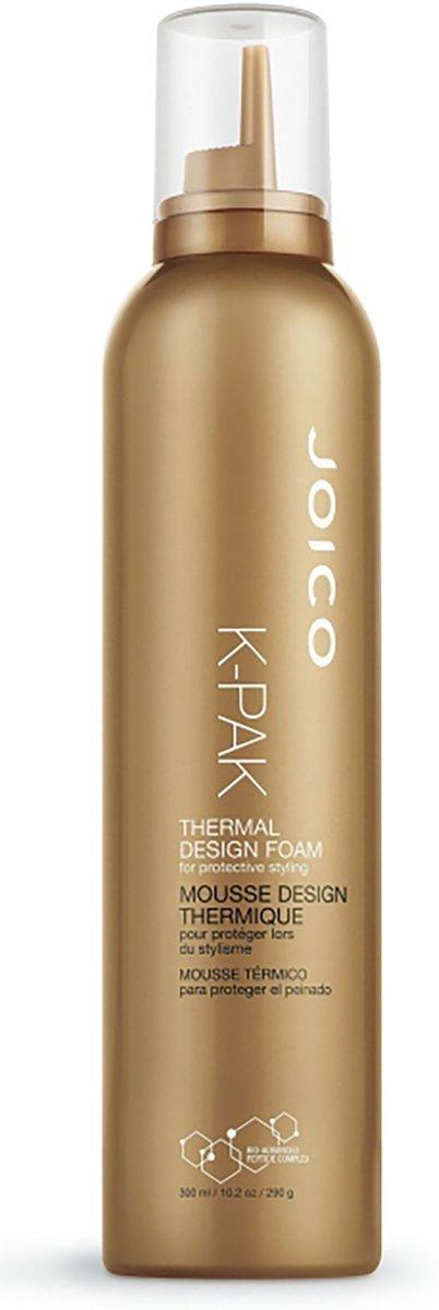Bolcom Joico K Pak Style Finish Thermal Design Foam 300 Ml