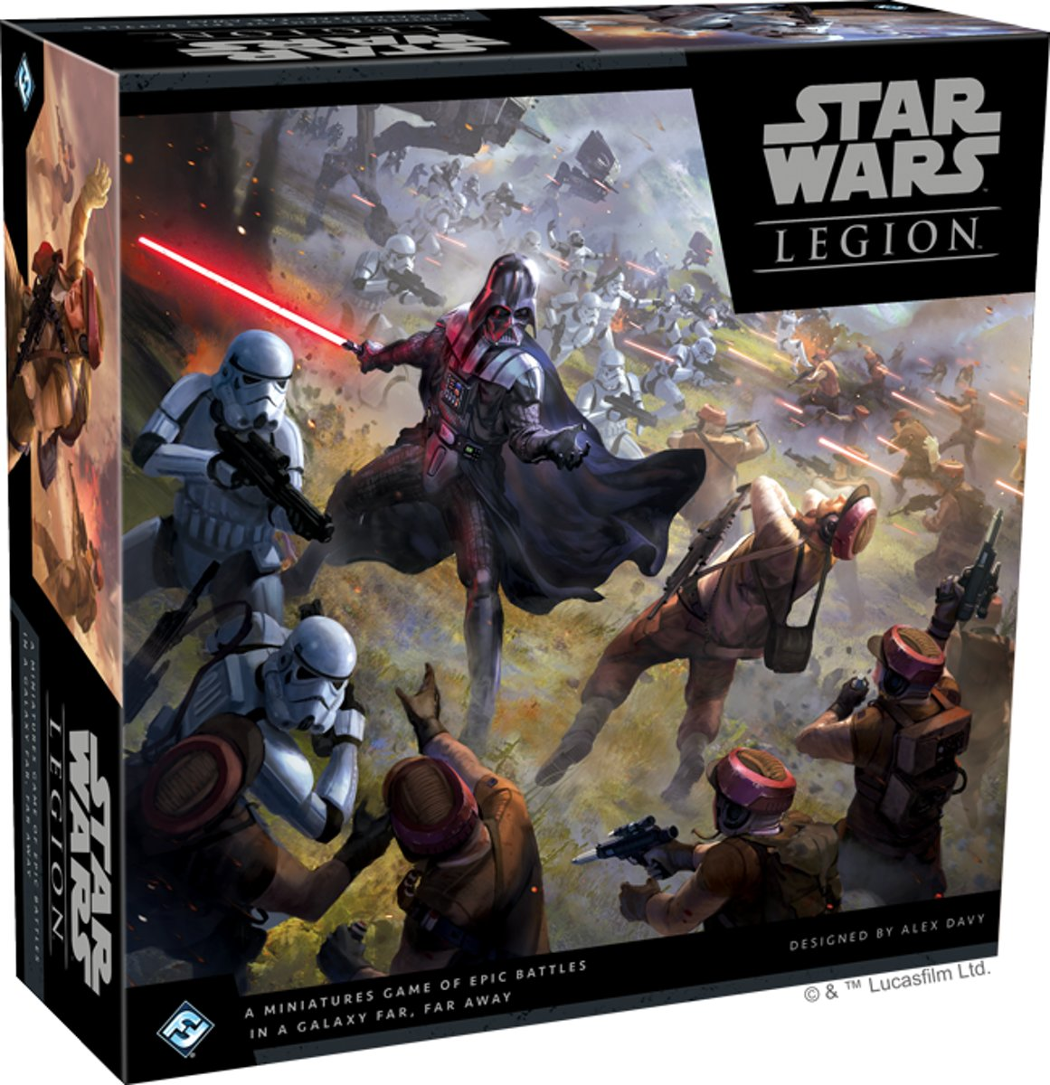 Star Wars Legion - Miniatuurspel