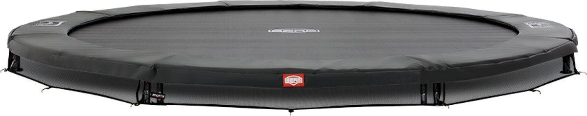 BERG Champion InGround Trampoline - 330 cm - Grijs