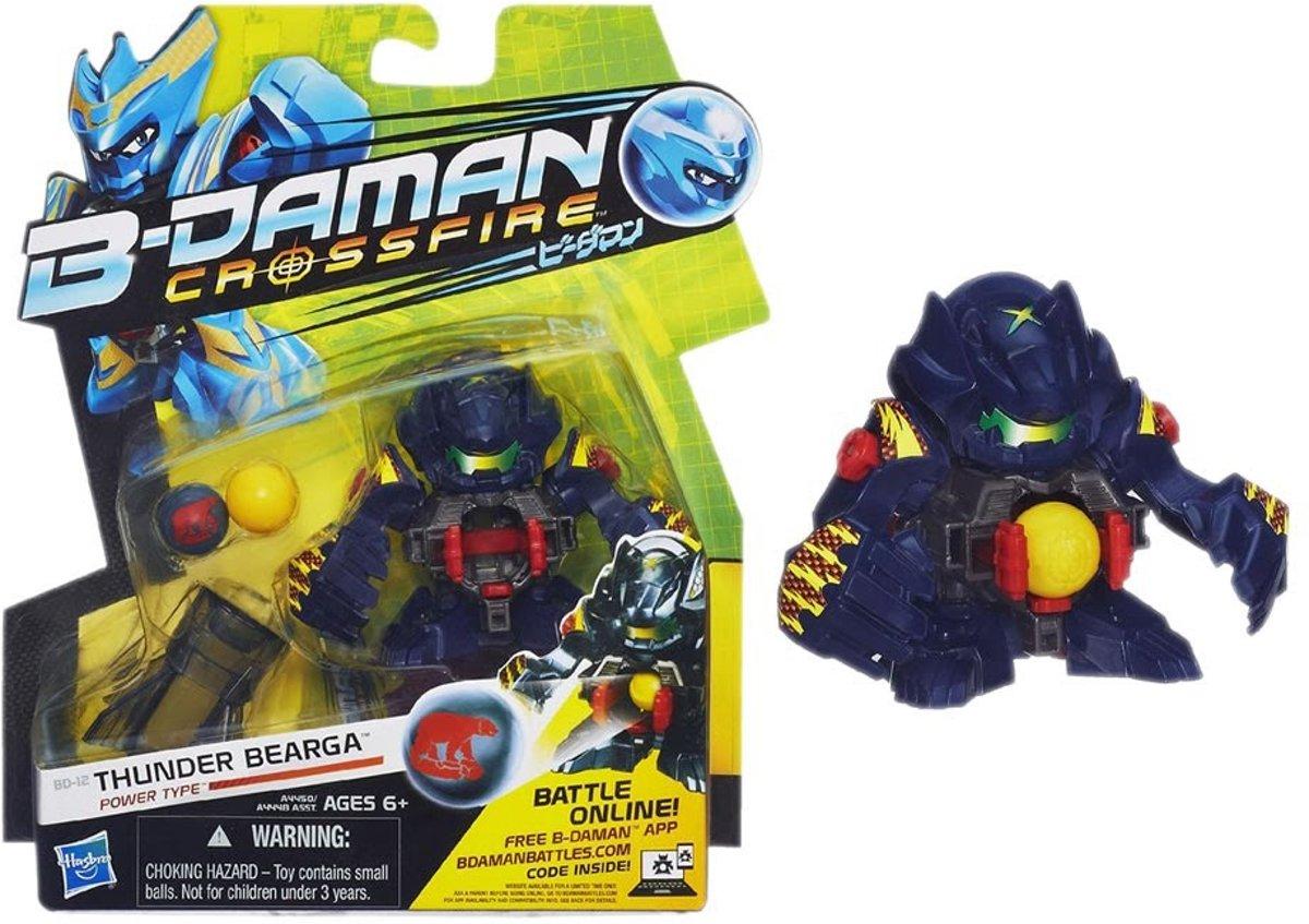 B-Daman Crossfire BD-12 - Thunder Bearga