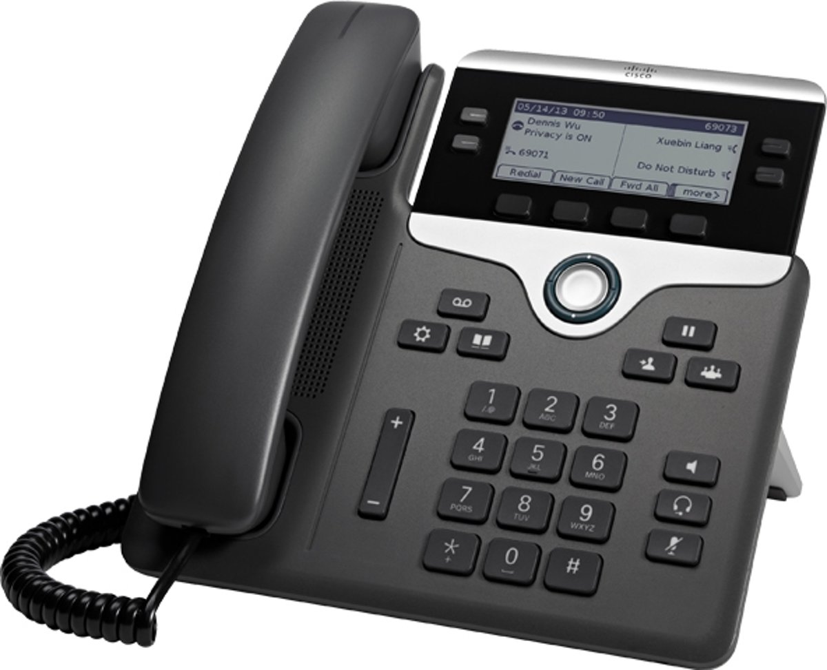 IP Phone 7841 for 3rd Party Call Control kopen