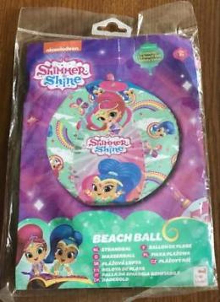 Strandbal Shimmer and Shine